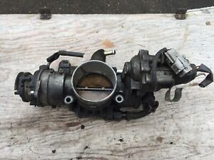 2001 2002 Toyota Sequoia Land Cruiser Tundra Lexus Lx470 4 7l Throttle Body Oem