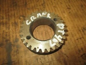International Farmall 856 806 1206 1456 Crankshaft Gear Dt 407 Engine