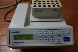 Eppendorf Thermomixer R 2 Ml Thermoshaker Shaker Thermo Mixer Hot Dry Parts