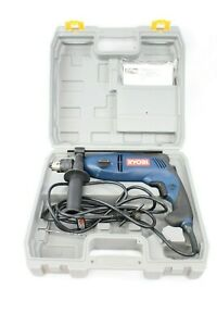 Ryobi 1 2 Hammer Drill Corded Two Speed Reversible D552h W Case