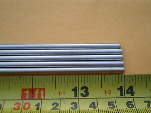 20 Pcs Stainless Steel Round Rod 304 5 32 156 4mm X 14 Long