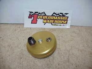 Oberg Ufo Type Billet Remote Oil Filter Mount Aeroquip Fittings Cj5