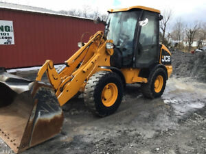 2010 Jcb 406b 4x4 Compact Wheel Loader W Cab Coming Soon