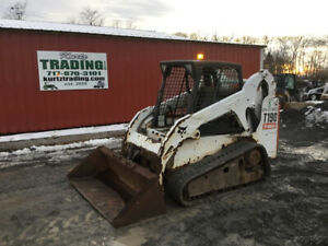 2006 Bobcat T190 Compact Track Skid Steer Loader Coming Soon
