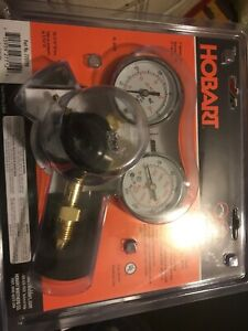 Brand New Hobart 770198 Flow Gauge Regulator 10 50 Cfh