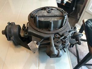 1968 Ford Shelby Mustang Gt350 Carburetor