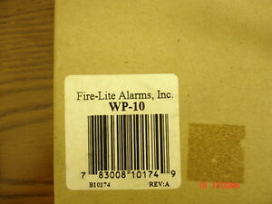 Fire Lite Wp 10 new