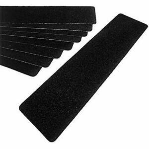 Black Tape Stair Safety Non Slip Treads Package Of 10 6 X 24 Home