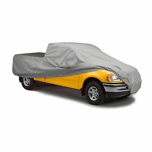 New Ford F 350 Crew Cab Long Bed Pickup Truck 5 layer Car Cover 1999 2019