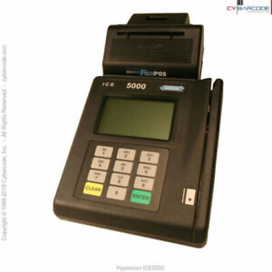 Hypercom Ice5000 Pos Transaction Terminal New old Stock