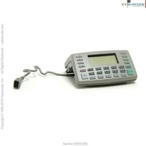 Symbol Wws1060 Wearable Scanning System wwc1060