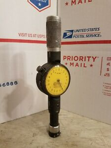Standard Gage Co No 2 1 00 1 53 Dial Bore Gage 002mm 0001