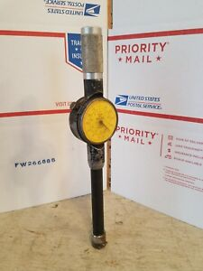 Standard Gage Co No 2 Dial Bore Gage 1 1 17 32 Cat Inc 002mm 0001