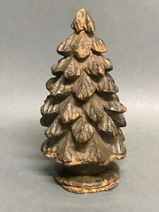Christmas Tree Papermache Mold