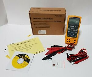 New Fluke 725 Process Calibrators