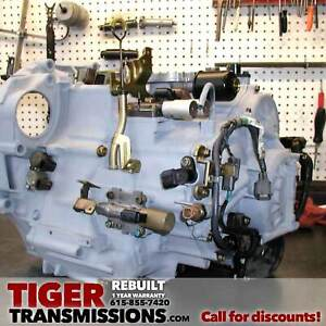 1998 1999 2000 2001 02 Honda Accord 2 3l baxa Remanufactured Auto Transmission