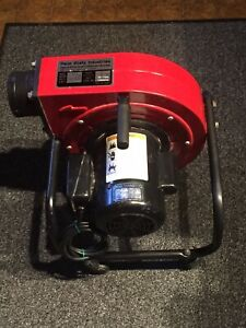 Penn State Industries Heavy Duty Dust Collection System Woodworking 4 Intake