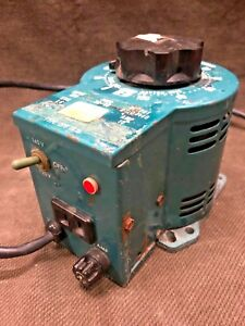Staco Type 2pf 1010 Adjust a volt Powerstat Variac Variable Transformer