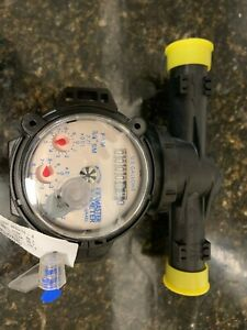 Master Meter Fam 3 4 Polymer Cold Water Meter see Description
