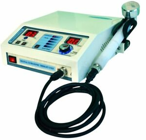 New 1 Mhz Ultrasound Therapy Deep Heat Muscles Joints Portable Machine Jmh