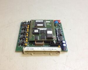 Stratec 2136 200 2 Control Test Electronic Equipment Circuit Board