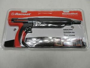 Ramset Master Shot Cobra Powder Actuated Fastener Tool 80402535