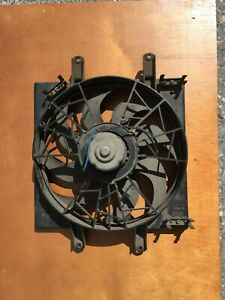 Radiator Cooling Fan Shroud From An Mg Shop That Closed For Mgb Triumph etc