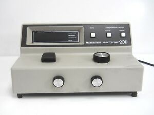 Milton Roy Company Spectronic 20d For Parts Or Repairs