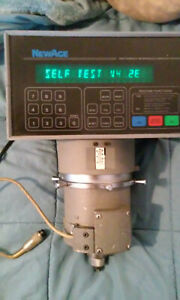 At 130rds Versitron Rockwell Hardness Tester