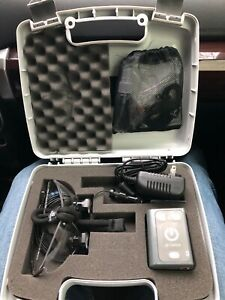 Q optics 3 5x Dental Loupes With Accessories And Carrying Case