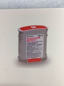 787 8 Pitney Bowes Fl Red Ink Cartridge original Pitney Bowes