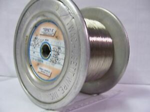 13 620 Ft Of Nichrome a Resistant Wire 31awg 0 0089 8 20 Ohm ft nos