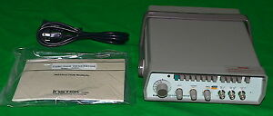 Instek Fg 8015g Function Generator 120v 50 60hz brand New In The Box