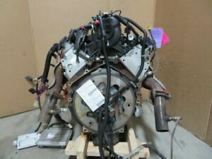 4 8 Liter Engine Motor Lr4 Gm Gmc Chevy 123k Complete Drop Out Ls Swap