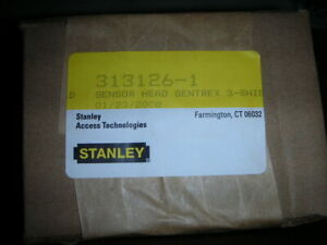 Stanley 313126 1 Sensor Head Sentrex 3 shield Magic Swing Sentrex Iii Nos