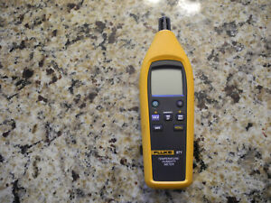 Fluke 971 Temperature Humidity Meter Tester