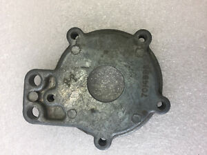 1 Pc Corvette Rochester Fuel Injection Cold Enrichment Base Good Used 7014896