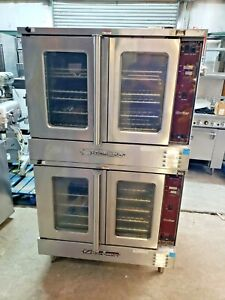 Southbend Sles 20cch Double Full Size Electric Convection Oven 90 Day Warranty