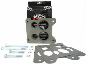 Maximizer Hp Throttle Body Spacer For Edelbrock Quadrajet Holley Spread Bore