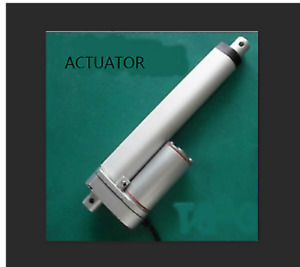 Light Weight Linear Actuator 12 Inch Stroke 12vdc 1200n Fast