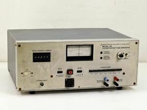 Eg g Parc 363 Potentiostat Galvanostat Without Cables Or Accessories