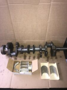 1984 1997 Ford 5 0l 302ci V8 Oe Crankshaft W New Bearings