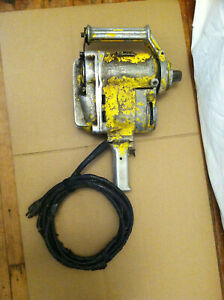 Massive 1 Drive Ingersoll rand Electric Impact Wrench Heavy Duty Made In Usa
