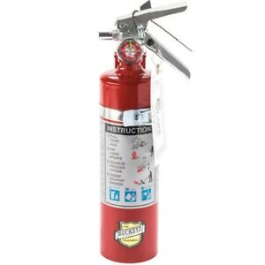 Buckeye 2 5lb Fire Extinguisher With Mount