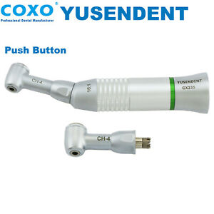 Coxo Dental 16 1 Low Speed Push Button Endodontic Contra Angle Handpiece Nsk
