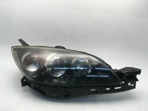 2007 2009 Mazda 3 17002 Passenger Right Headlight Hatchback Xenon Hid N