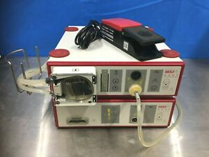 Richard Wolf 2207 Suction Pump 2271 Us Litho With Footswitch