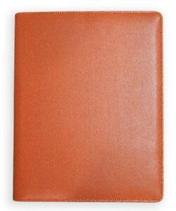 Basketball Portfolio Planner Organizer Made From Real Basketball Material