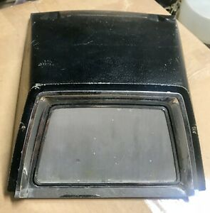 1966 1967 Chevy Impala Caprice Floor Console Front Upper Housing