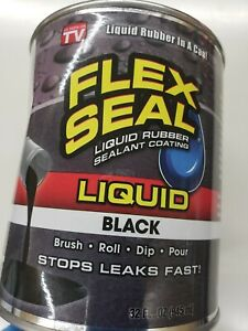 Flex Seal Liquid Rubber In A Can 32 oz Black